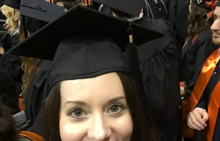 Don't Let Fear Hold You Back: Graduation