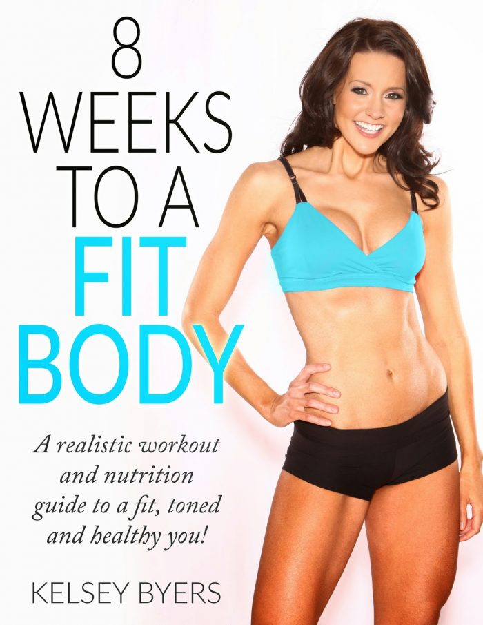 8 Weeks to a Fit Body – LAUNCH!