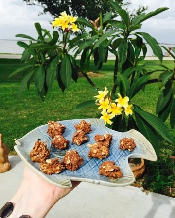 No-Bake Peanut Butter Protein Balls Recipe