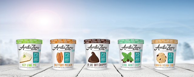 Arctic Zero Frozen Dessert Review