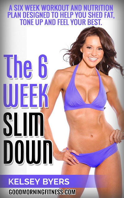 NEW 6 Week Slim Down Challenge LAUNCH!