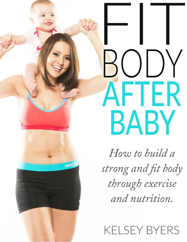fit body after pregnancy