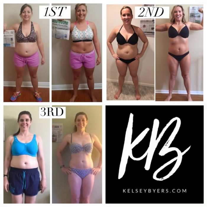 6 Week Slim Down Challenge Winners!