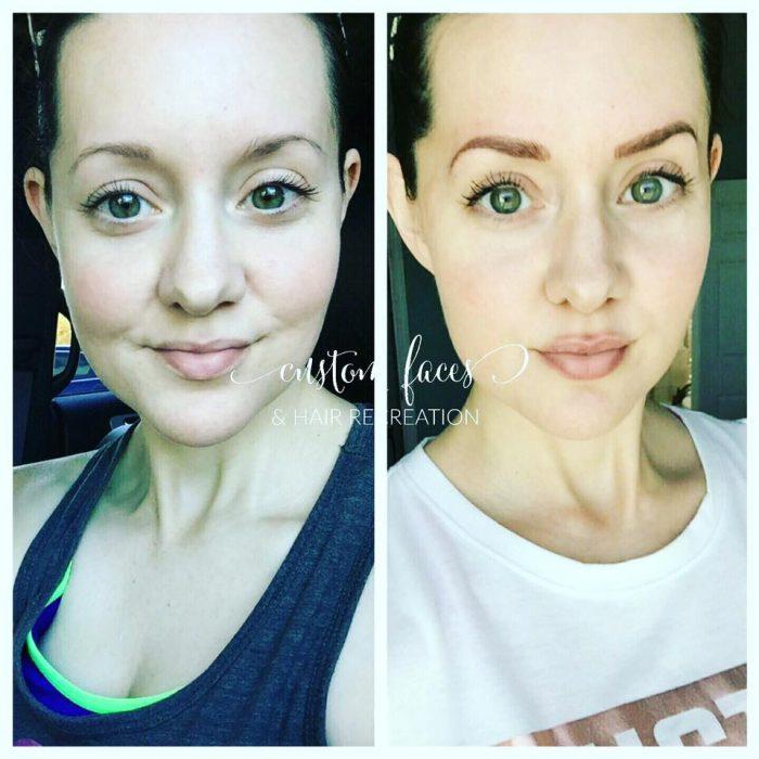 Brow Makeover: Microblading