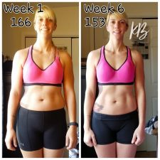 Project YOU – 6 Week Challenge Winners