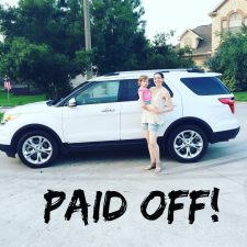 Financially Fit - Debt Free Journey