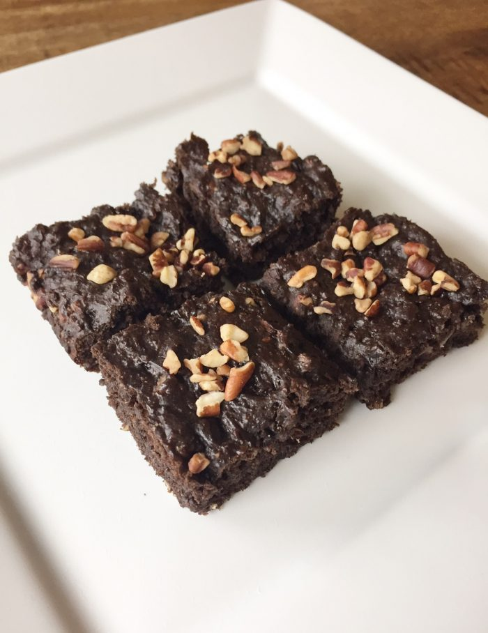 Lean Protein Brownies