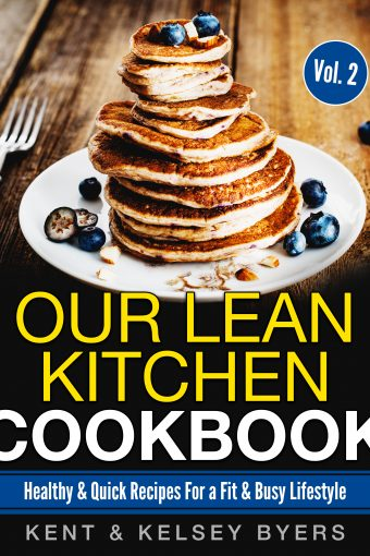 Our Lean Kitchen – Healthy Cookbook!