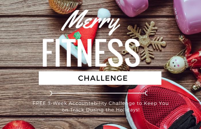 Merry Fitness Challenge