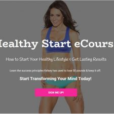 Healthy Start - Lifestyle eCourse