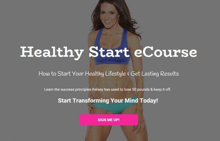 Healthy Start - Lifestyle eCourse
