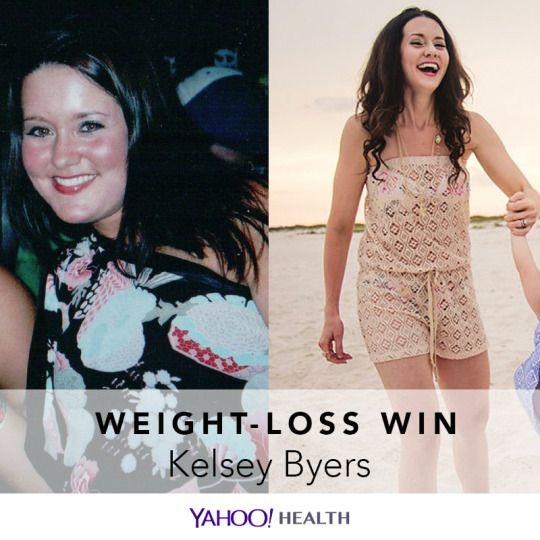Yahoo Health Weight Loss Kelsey Byers