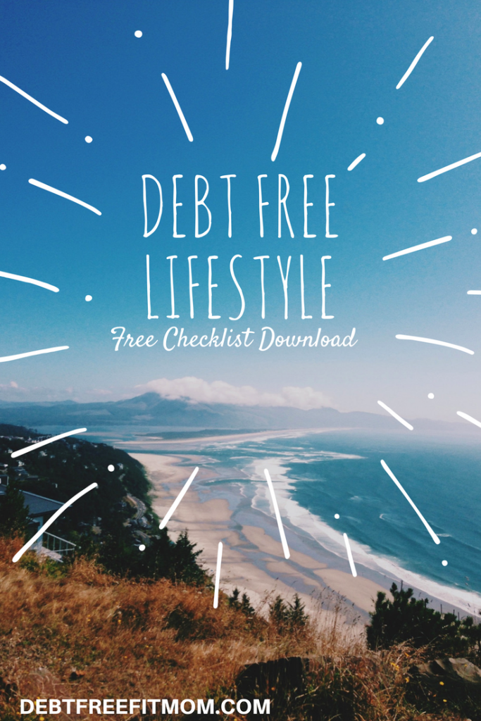 pay off debt, debt free